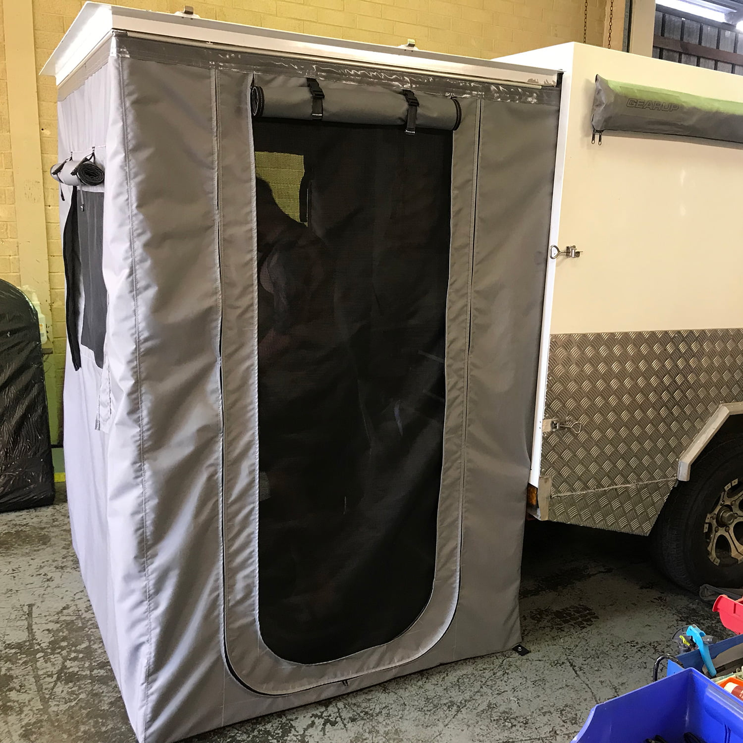 Caravan Alteration Amp Modification Western Auto Upholstery